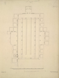 Ellora: Plan of Cave V